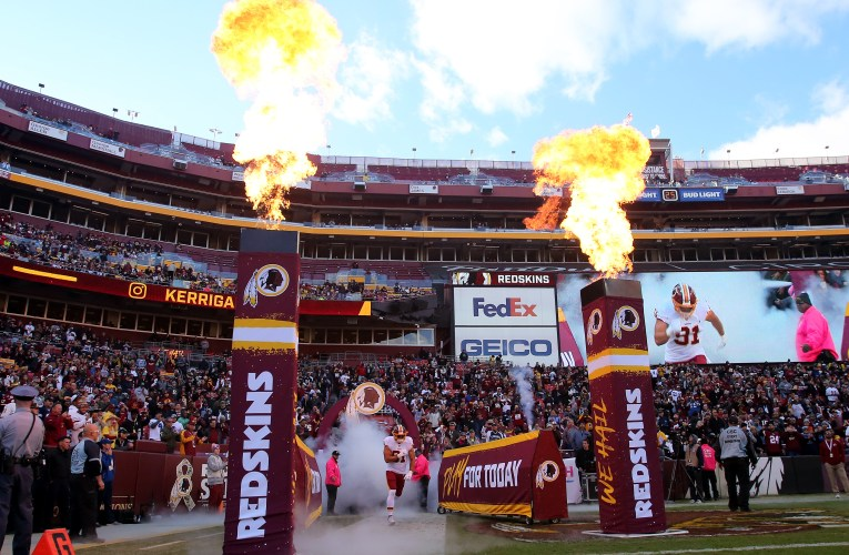 Washington Redskins unveil 2020 regular season schedule