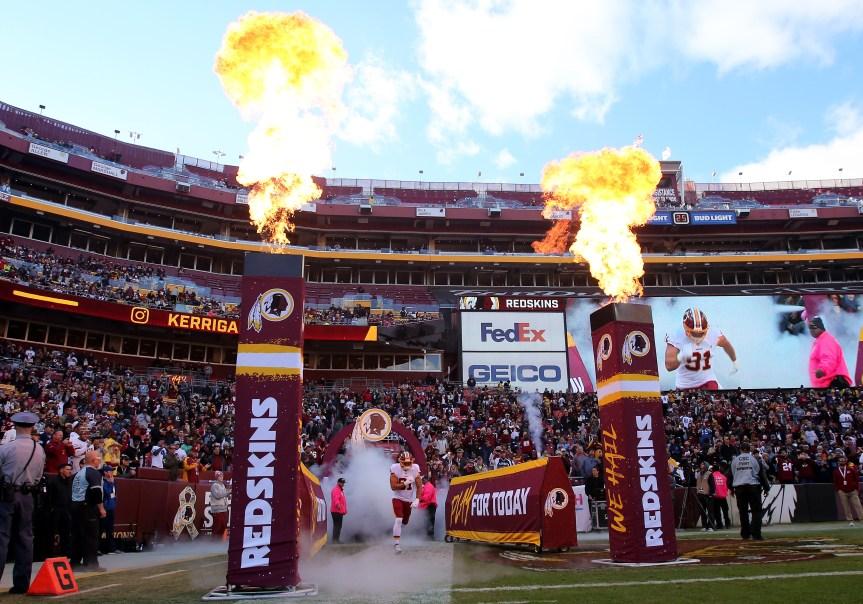 Washington Redskins unveil 2020 regular season schedule