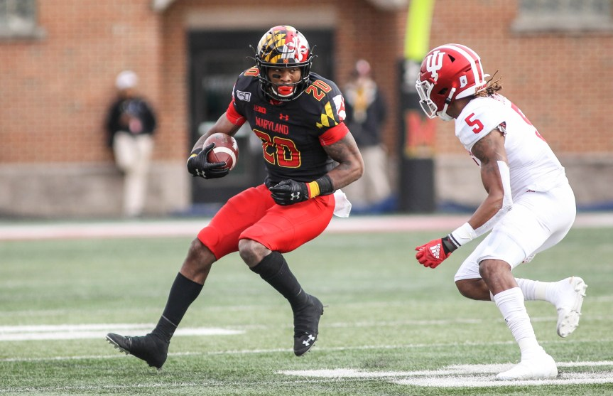 Undrafted Terps, locals sign with NFL teams