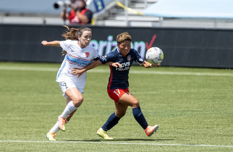 Spirit defeats Dash in final game of preliminary round of Challenge Cup