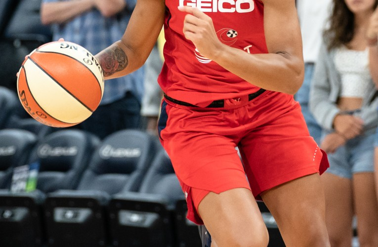 As 2020 season begins without her, Mystics' Natasha Cloud fights for social reform