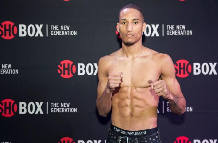 Alantez Fox fight ruled a no contest due to vicious headbutts