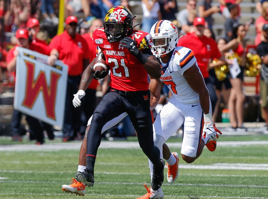 Maryland releases revamped 2020 football schedule