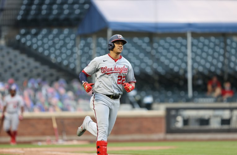 Losing five of seven, Nationals stumble into Baltimore