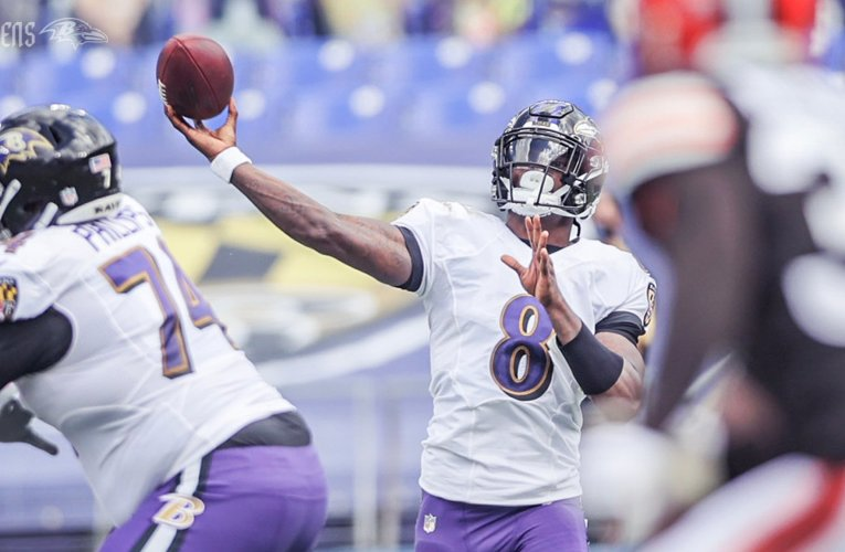 Ravens blow out Browns 38-6 in 2020 season opener