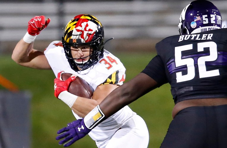 Terrapins fall hard in season opener, lose to Northwestern 43-3