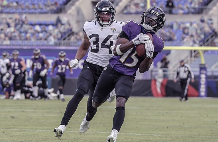 Ravens focus on late playoff run after blowout win