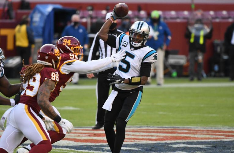 Washington Fails to Clinch NFC East Title in Loss to Panthers