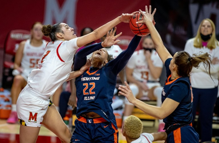 Maryland Demolishes Illinois by Largest Point Total This Season