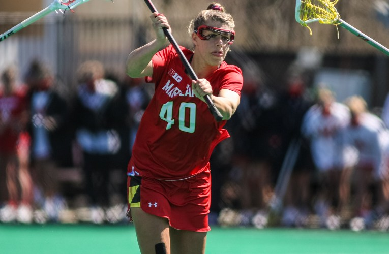 Our Favorite Shots: Ohio State at Maryland (Women's Lacrosse)