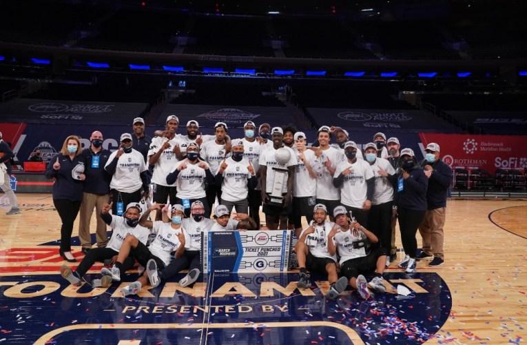 Georgetown dominates Big East finals, earns NCAA Tournament bid