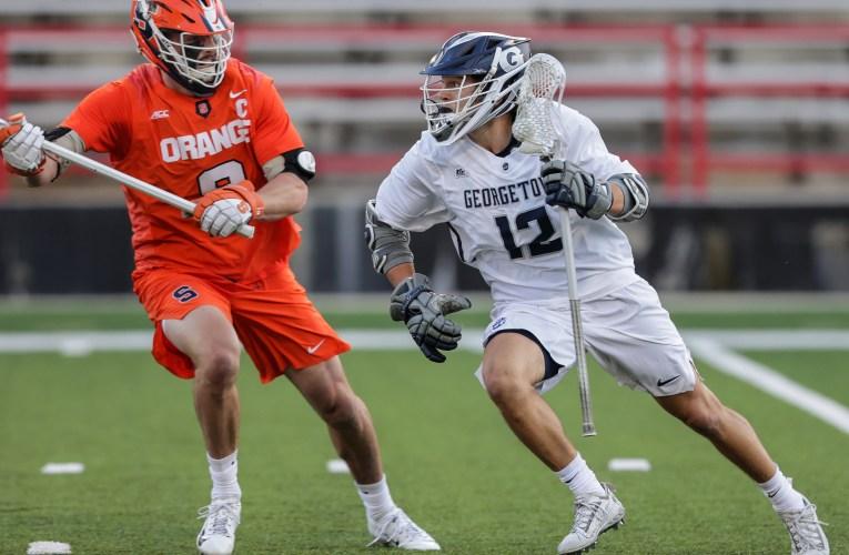 Photos: Men's NCAA Lacrosse: Syracuse vs Georgetown