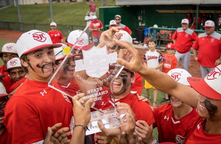 PHOTOS: St. John's defeats Wilson for the DCSAA Baseball Championship