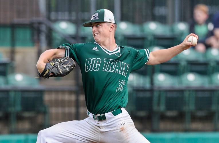 Big Train dominate Aces in doubleheader sweep