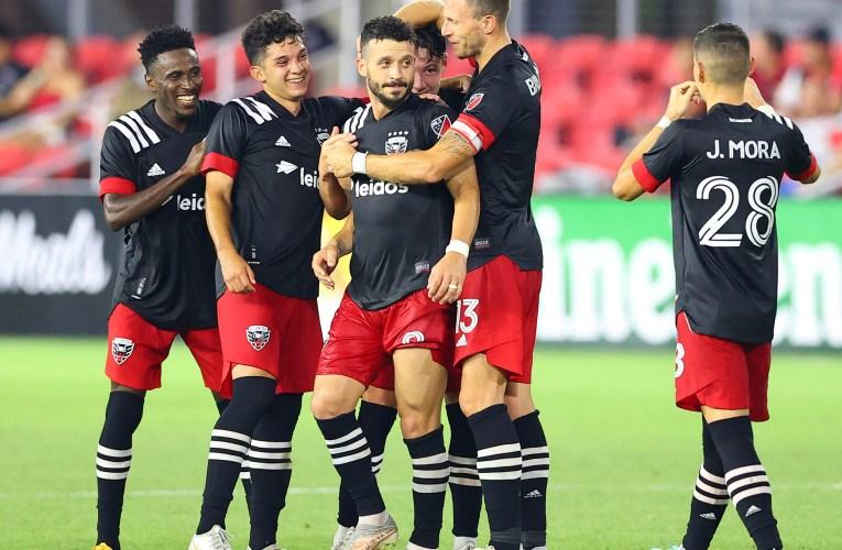 2021 Capital Cup: Liga Deportiva Alajuelense vs D.C. United