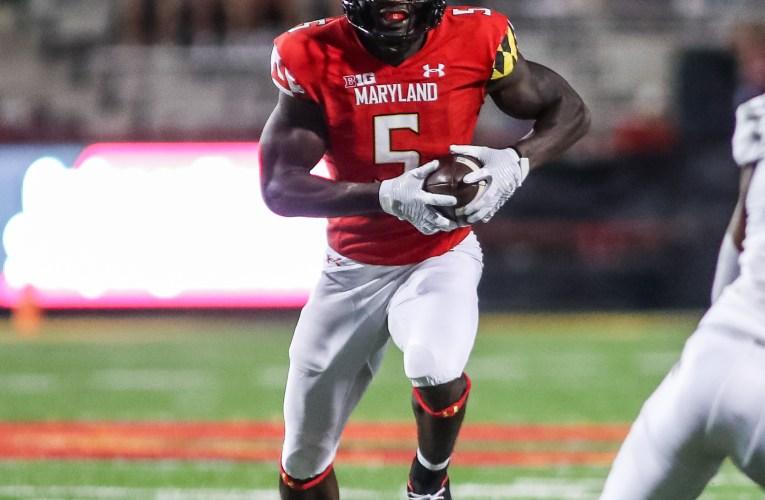 NCAA football: Howard vs Maryland