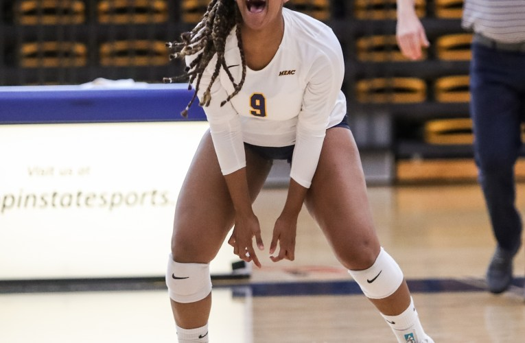 MEAC Volleyball: Coppin State 3 Howard 2