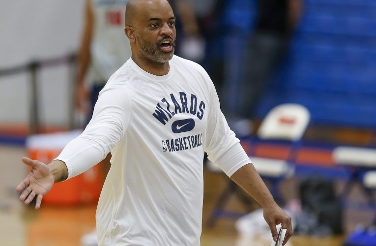 Washington Wizards hold open practice at Morgan State