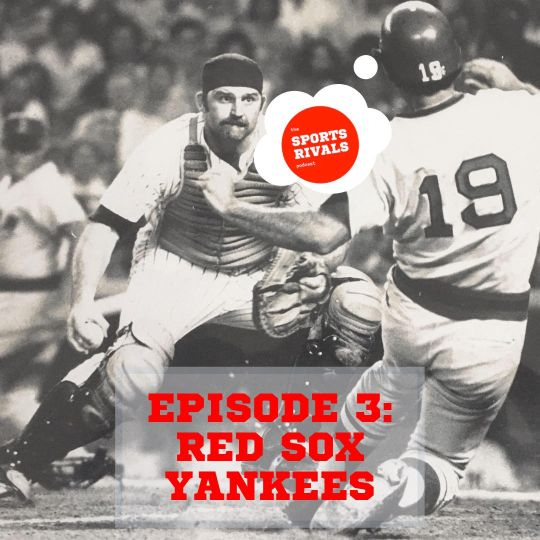 Red Sox-Yankees Rivalry podcast cover art