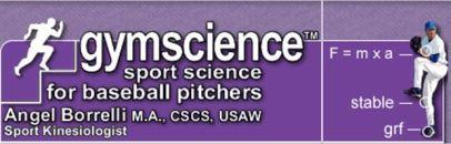 Compact gymscience logo