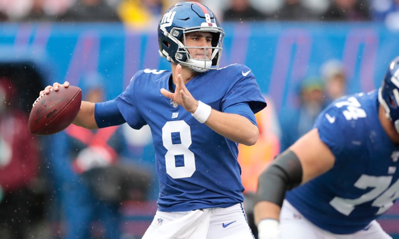 NFL: Arizona Cardinals at New York Giants