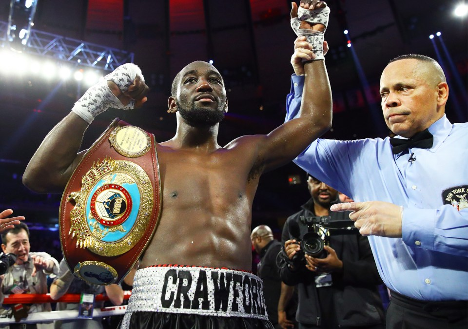 """Terence Crawford: """"I want Pacquiao, Everything was already 95 percent done"""""""