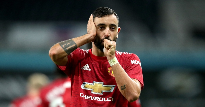 Fernandes names one telling factor why Man Utd can win Premier League