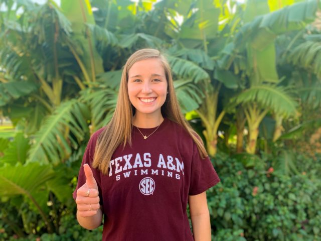 Texas A&M Adds In-State Sprinter Hadley Beeson to Launch 2026 Recruiting