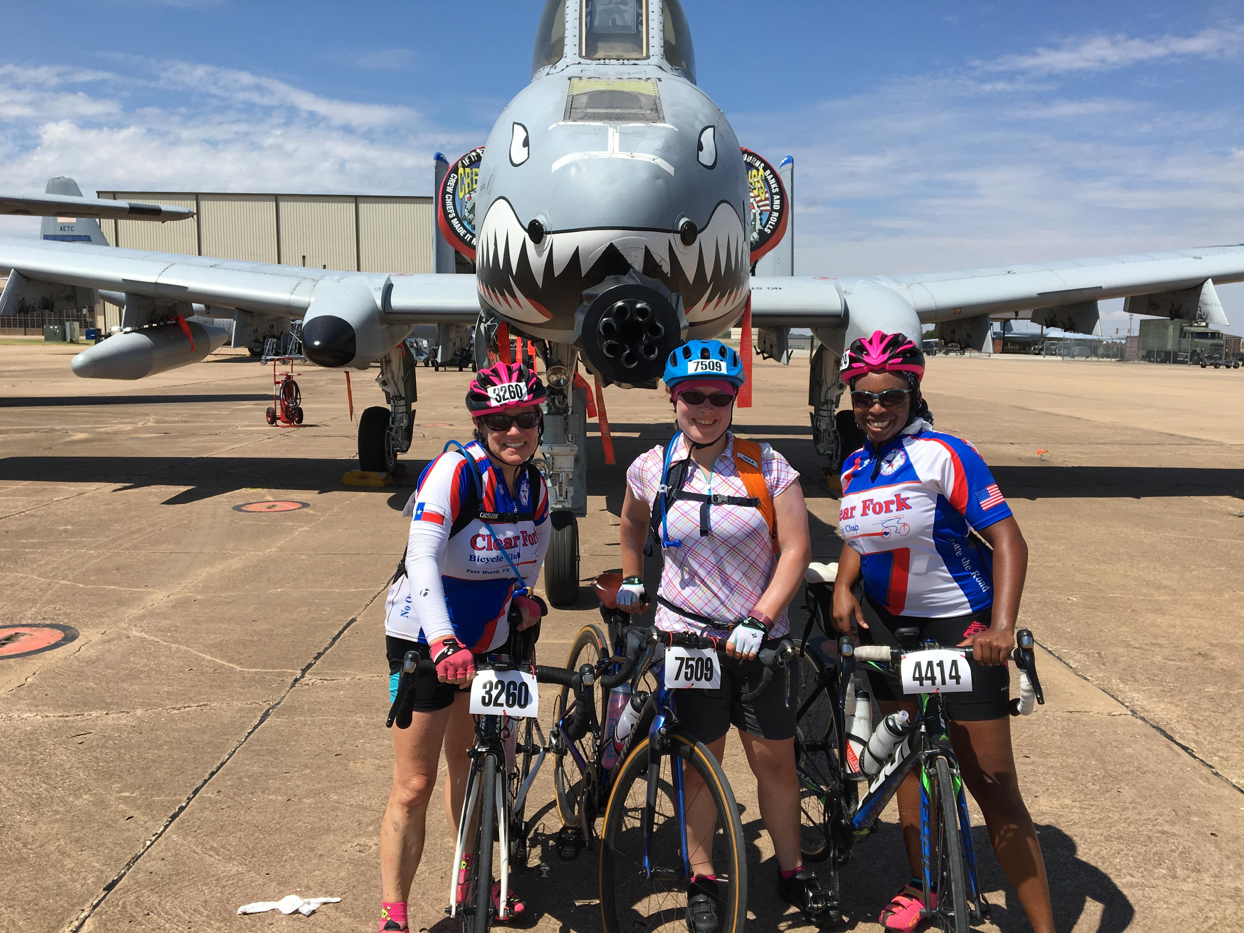 100K Bike Ride: Hotter 'n Hell
