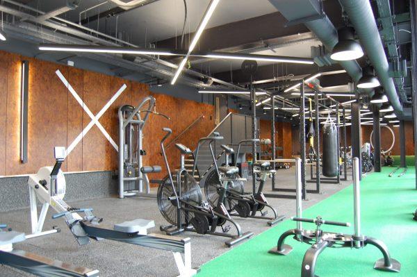 gym vent