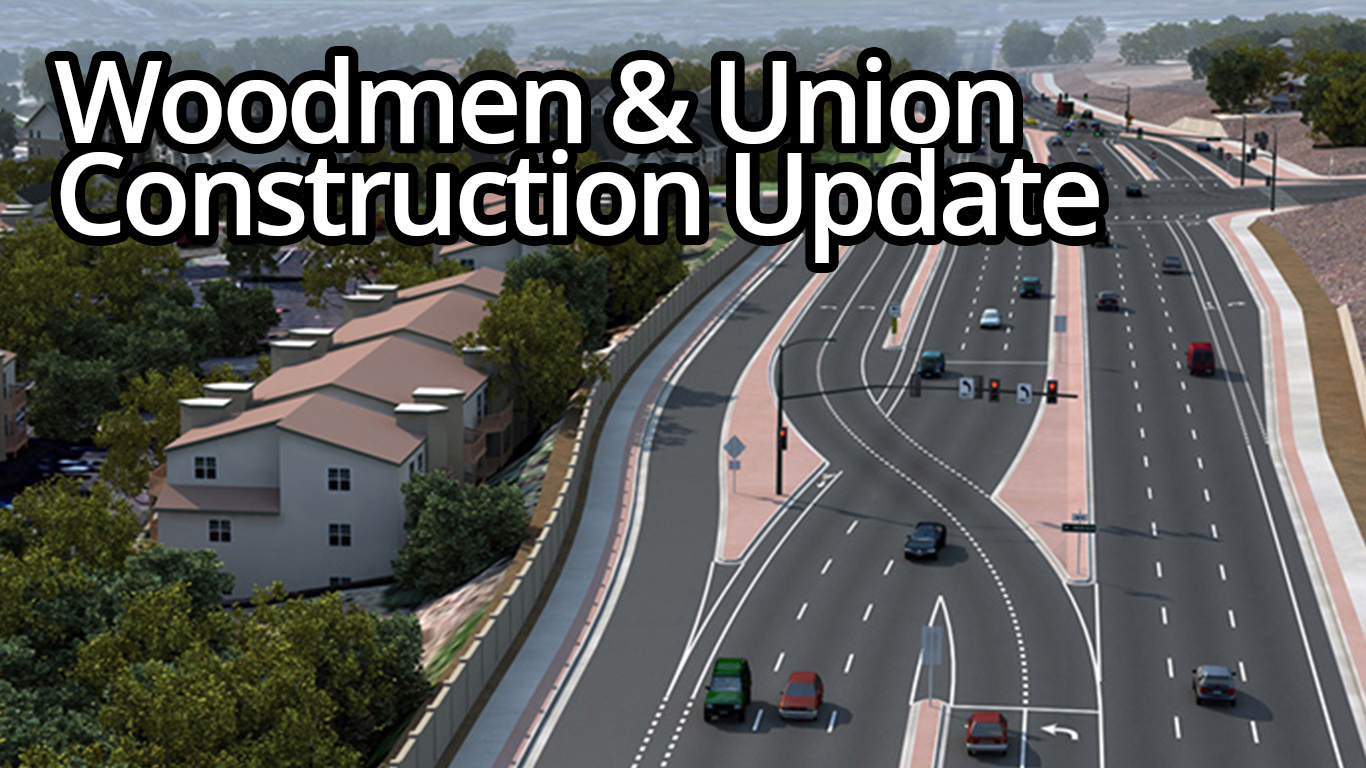 Woodmen Amp Union Intersection