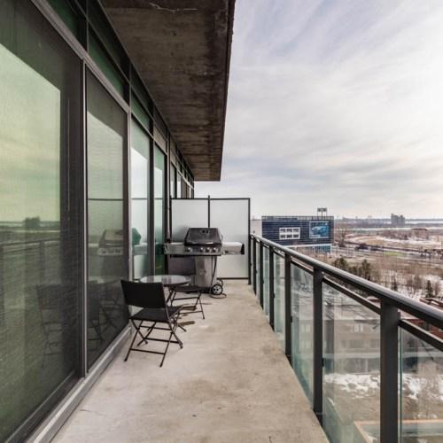 The Ninety 90 Broadview Balcony View