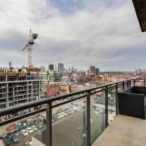 The Ninety 90 Broadview Balcony