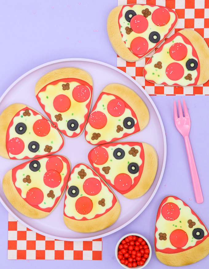 How To Cook A Cookie Pizza