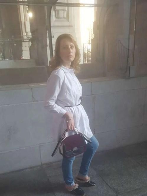 Borsa bauletto Zara