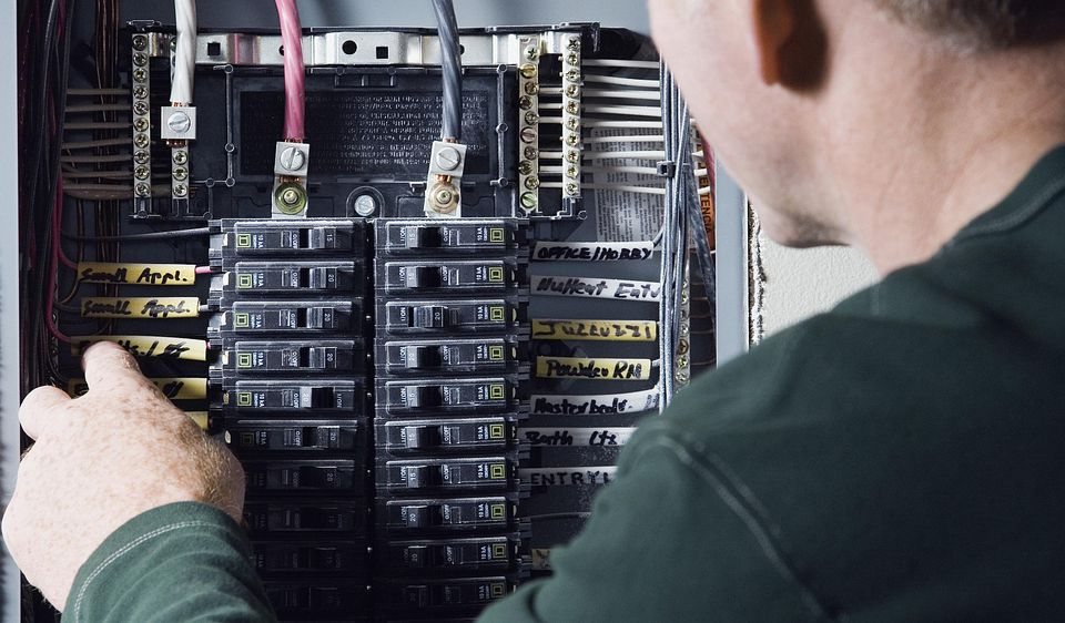 Electrical Service Panel Box Basics For Homeowners