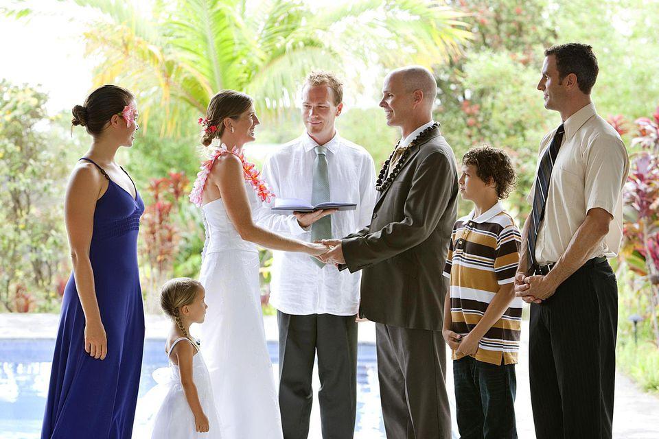 Unique Sample Wedding Vow Renewals