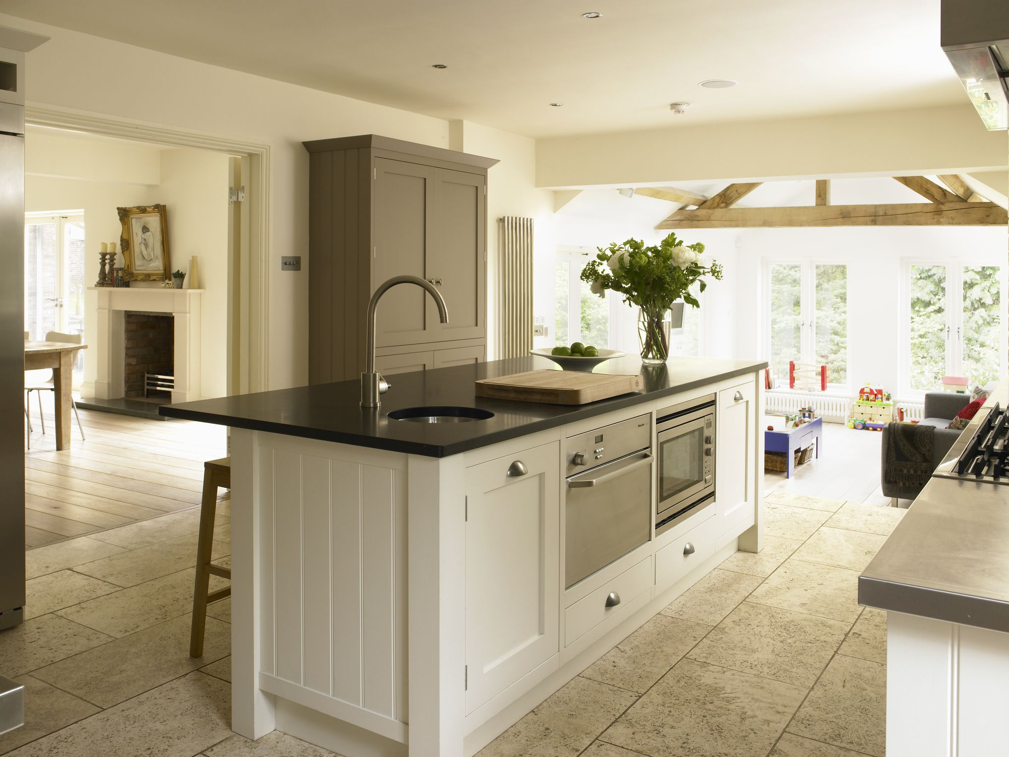 Low Maintenance, No Hassle, Kitchen Flooring Options