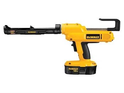 DEWALT DC545K 18-Volt Adhesive and Caulk Gun