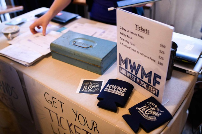 Signing up for MWMF