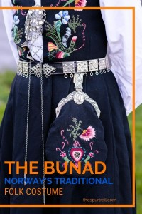 Accessories for bunad