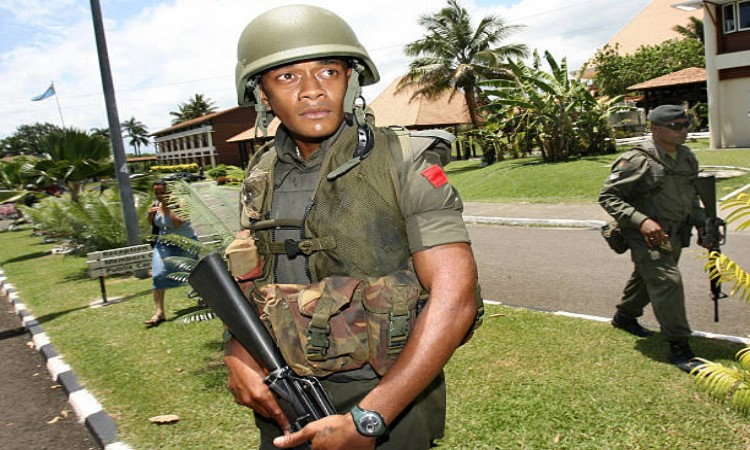 Fiji Military Forces Application Form Is Out, Date & Requirements