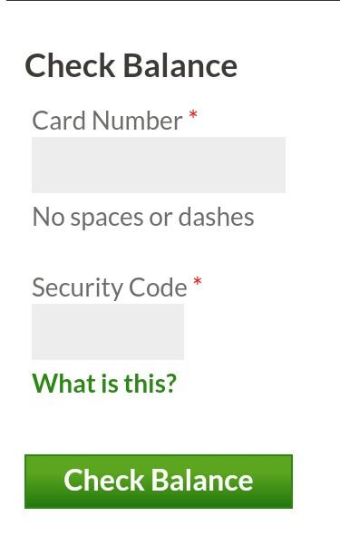 Starbucks Gift Card Balance - How To Check Starbucks Gift Card Balance