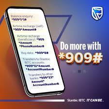 Stanbic Bank Transfer Code - Stanbic IBTC Bank USSD Co