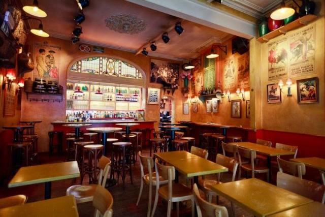 Hasta Manana bar Ghent