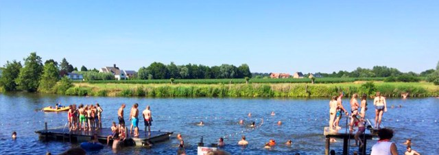 Outdoor swimming Deinze