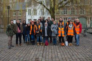 Gent4Humanity volunteers