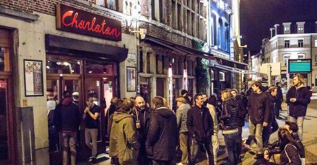 Where to party in Ghent? Charlatan is Ghent's most famous nightclub.