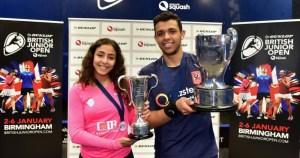 British Junior Open 2019 : FINALS