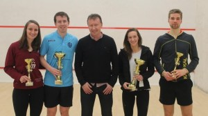 Boston Open : Top seeds Tomlinson and Lake win